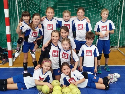 Házenkářské naděje z Turnova sbíraly zkušenosti na turnaji v Mělníku