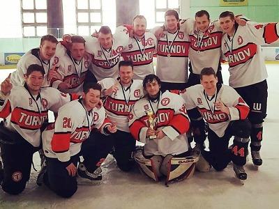 Turnovští hokejisté postupují do finále amatérského šampionátu