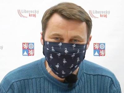 V Libereckém kraji je 184 lidí s koronavirem, pět dalších se uzdravilo