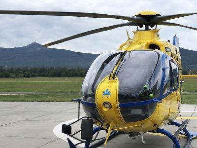 Liberecký kraj kvůli vybudování heliportu smění pozemky s Libercem