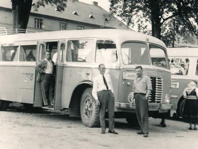 Historii ČSAD Semily připomenou promítání i výstava v muzeu