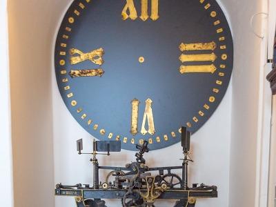 Po rekonstrukci Severočeského muzea uvítají návštěvníky hodiny z věže