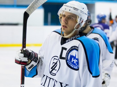 Kapitán Jakub Syrovátka hodnotí sezonu hokejistů HC Lomnice