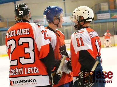 Čeští Letci jsou letošním vítězem LHL, ve finále zdolali Roztoky