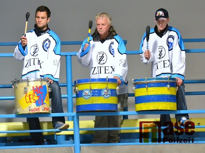 Hokejisté Lomnice podlehli v semifinále Jičínu a utkají se o bronz