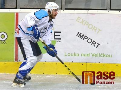 Lomničtí hokejisté prohráli ve Varnsdorfu na nájezdy