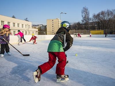 V Semilech pořádají nábor do hokejové přípravky