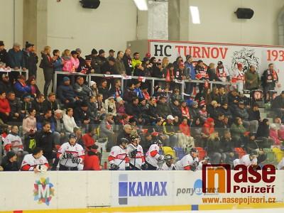 Hokejové derby rozhodl pro Lomnici až gól Lemfelda v 57. minutě