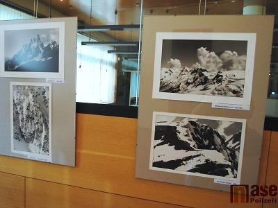 V Turnově chystají pokračování výstavy Horolezecká fotografie