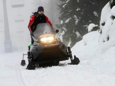 Horská služba Krkonoše zasahovala u laviny v Pramenném dole