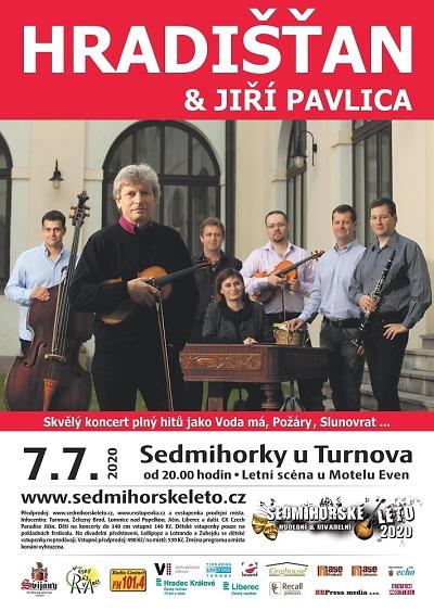 Hradišťan s Jiřím Pavlicou otevřou Sedmihorské léto 2020