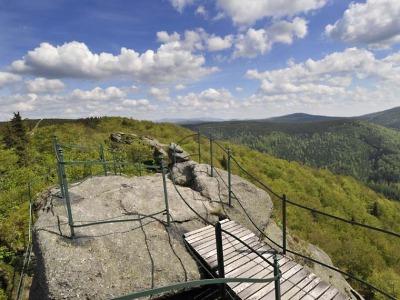 Po Hřebenovce projdete napříč Libereckým krajem