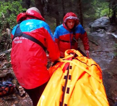 Úspěšné pátrací akce po zraněných turistech v Labském dole a Deštném