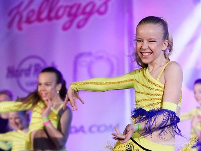 Taneční a pohybová škola ILMA úspěšně protančila celé jaro