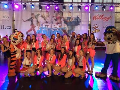 ILMA získala další cenné kovy na tanečních soutěžích