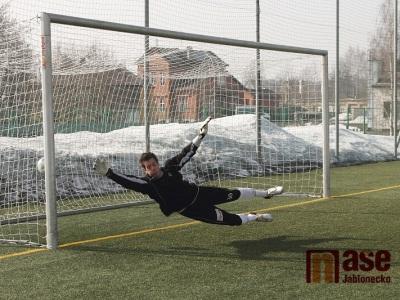 Fotbalisté Semil v rámci zimního turnaje podlehli Mšenu