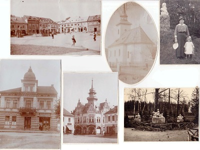 V jilemnickém infocentru pátrají po místech z historických fotografií