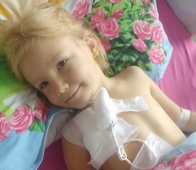 Podpořte nemocnou Izabelku z Košťálova