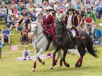 Příznivci ušlechtilých zvířat se sejdou v Lomnici na akci Já mám koně