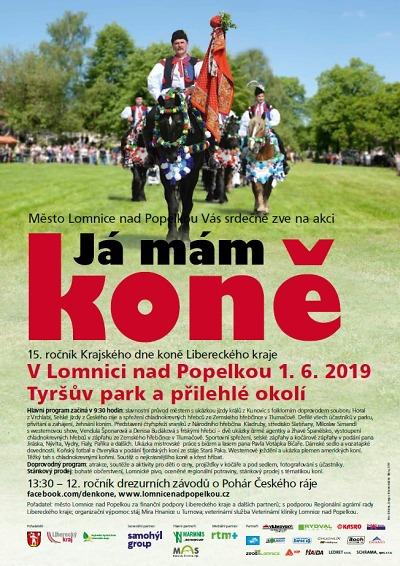 Fanoušky koní láká do Lomnice 15. ročník krajského dne