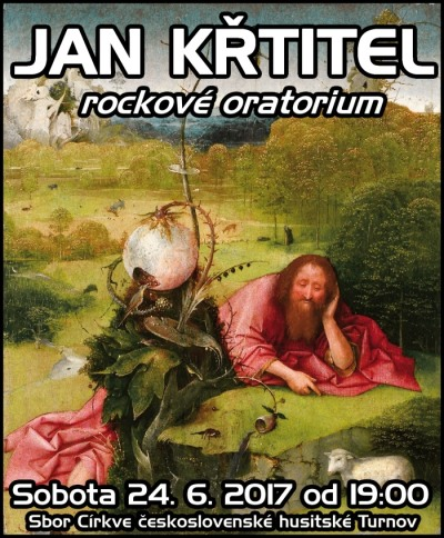 Skupina Nothingham představí rockové oratorium Jan Křtitel