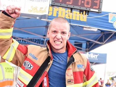 Cesta ke splněným snům profesionálního hasiče z Liberce