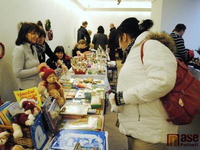 V semilském muzeu pořádají v první adventní sobotu vánoční jarmark