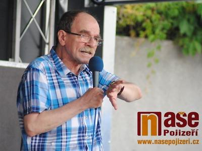 Železnobrodský jarmark letos oživí písničky Jaroslava Uhlíře