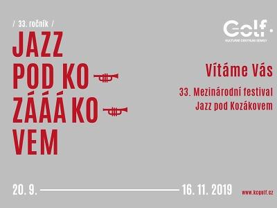 Festival Jazz pod Kozákovem 2019 zahájí koncert Fabrika Musika
