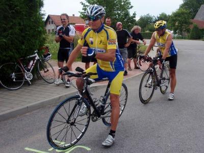 Cyklistická sezona klepe na dveře