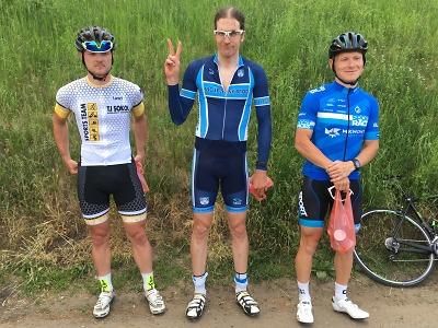 Jičínskou cykloligu 2018 zakončil tradiční závod na Tábor