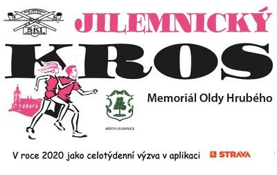 Jilemnický kros se konal formou výzvy. Zúčastnilo se přes 70 běžců!