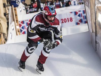 Jiří Grus vstupuje do nové sezony seriálu Red Bull Crashed Ice