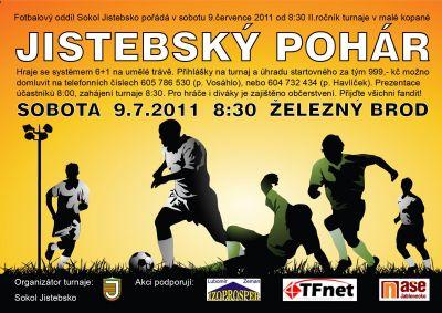 Jistebský pohár 2011 vyhrál Kokonín