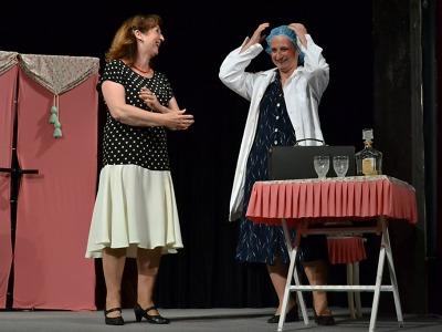 Přehlídka ochotnického divadla v Lomnici opět v komediálním duchu