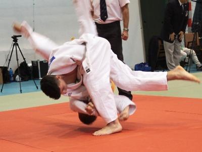 Zlepšení turnovských nejmladších nadějí juda vSamurajské kataně