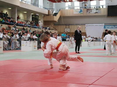 Turnovské naděje startovaly na 2. kole Samurajské katany v Jablonci