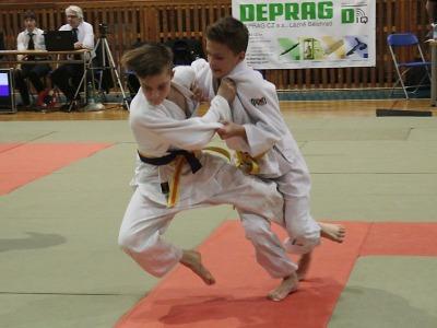 Turnovské naděje získaly devět medailí ze Samurajské katany v Jičíně