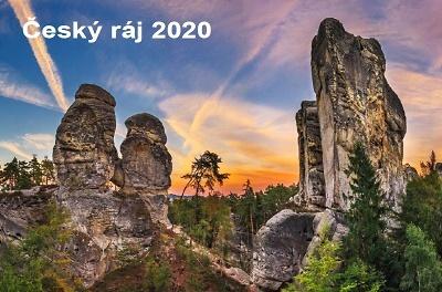 Nejhezčí kapesní kalendářík je opět z Českého ráje!