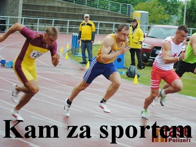 Kam za sportem v Pojizeří o víkendu 13. až 15. května
