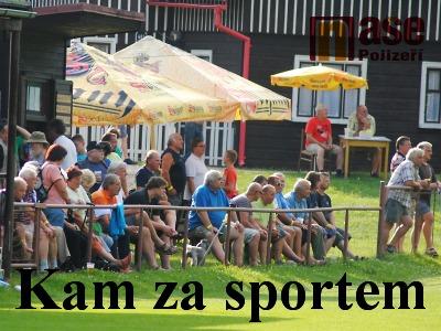 Kam za sportem a zábavou v Pojizeří od 28. do 30. srpna