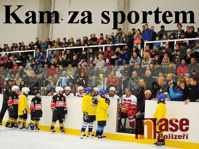 Kam za sportem a zábavou v Pojizeří o víkendu 19. až 21. ledna