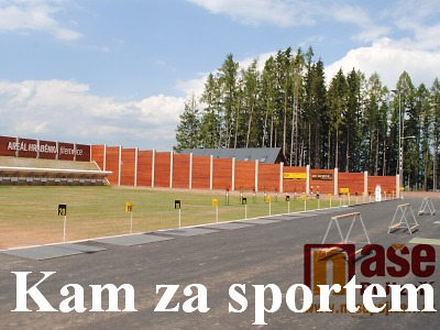 Kam za sportem a zábavou v Pojizeří o víkendu 24. až 26. srpna
