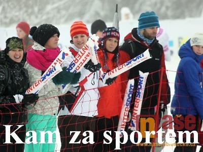 Kam za sportem a zábavou v Pojizeří o víkendu 8. až 10. února