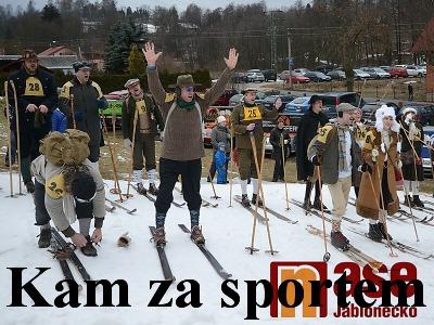 Kam za sportem a zábavou v Pojizeří o víkendu od 17. do 19. února
