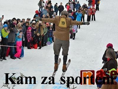 Kam za sportem a zábavou v Pojizeří o víkendu 14. až 16. února