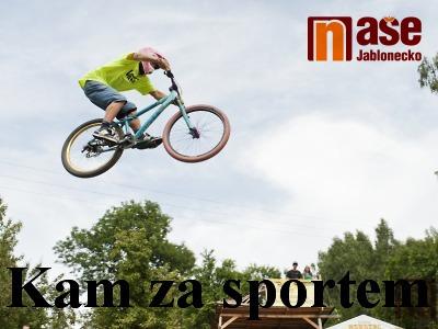 Kam za sportem a zábavou v Pojizeří od 14. do 16. srpna