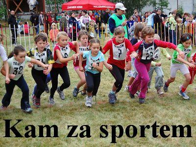 Kam za sportem a zábavou v Pojizeří o víkendu 14. až 16. září