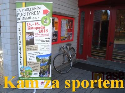 Kam za sportem a zábavou v Pojizeří o víkendu 16. až 18. listopadu