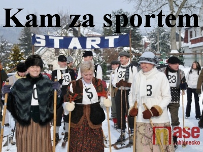 Kam za sportem a zábavou v Pojizeří o víkendu 22. až 24. února